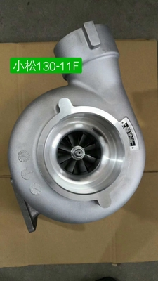 China Hydraulic Turbo Diesel Turbocharger Komatsu Engine Parts D155 KTR13011F 6502-13-2003 supplier
