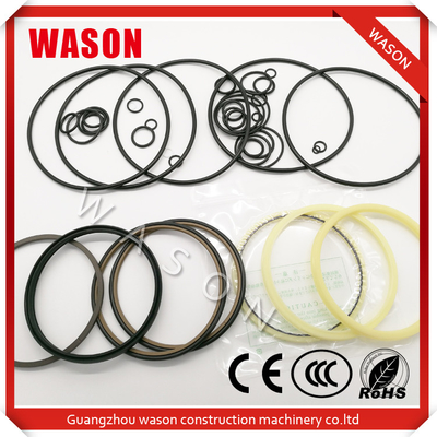 China NBR PU METAL Hydraulic Excavator Cylinder Seal Kits For SOOSON SB151 supplier