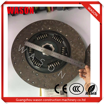 China 85013410/21646620 Volvo Clutch Plate , Black Clutch Pressure Plate supplier