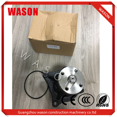 China 3434510010 Engine Cooling Water Pump For E320C SK130-8 SK140-8 E320D supplier