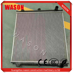 China Excavator Spare Parts High Quality Water Radiator For Hitachi EX200-6 supplier