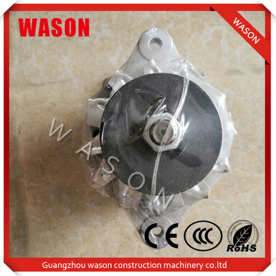 China OEM Quality Excavator Alternator ME150143 A4T66786 With Competive Price supplier