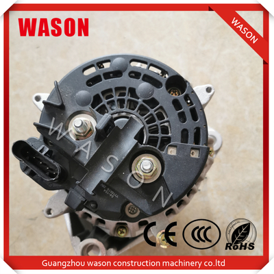 China New truck Alternator  0124655002 0124655004 Fits For Mercedes-Benz Truck Actros supplier