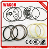 NBR PU METAL Hydraulic Excavator Cylinder Seal Kits For SOOSON SB151