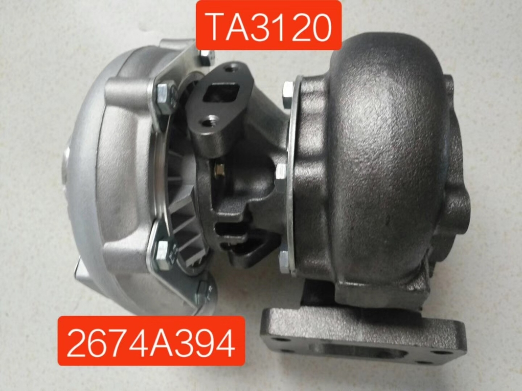 Hydraulic TA3120 Turbo Excavator Spare Parts For Perkins