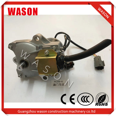 China Throttle Body Parts Throttle Motor Komatsu Electrical Parts For PC200-6 7834-40-2000 factory