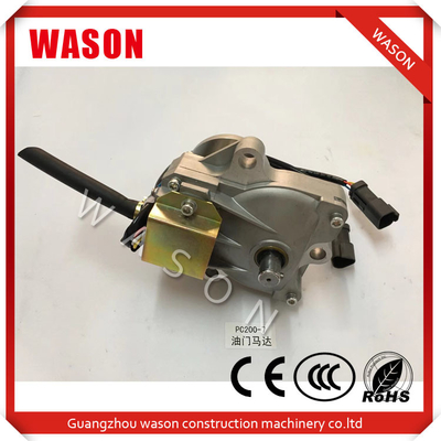 China Diesel Engine Parts Komatsu Electrical Parts Throttle Motor 12 Month Warranty factory