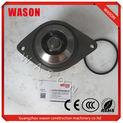 China Komatsu Spare Parts Water Pump 6735-61-1500 For Excavator Engine S6D102 distributor