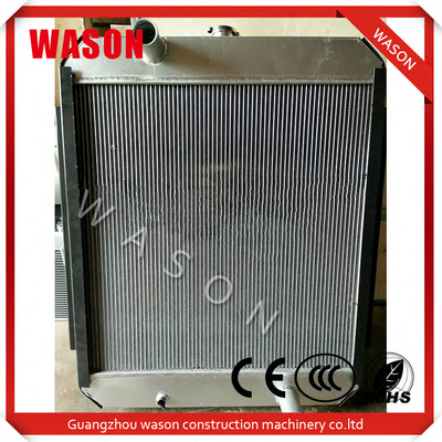 China Excavator Spare Parts High Quality Water Radiator For Doosan Deawoo 13F11000 factory