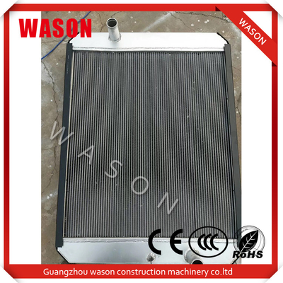 China Excavator Spare Parts High Quality Water Radiator For Doosan Deawoo DH220-5 factory