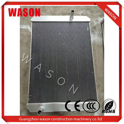 China Excavator Spare Parts High Quality Water Radiator For Doosan Deawoo DH300-7 factory