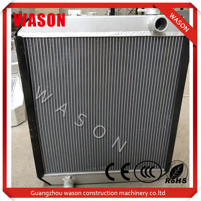 China Excavator Spare Parts High Quality Water Radiator For Volvo 14522957 factory