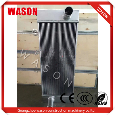 China Excavator Spare Parts High Quality Water Radiator For Volvo 14549879 factory