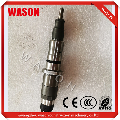 China Original Excavator Injector 445120059 445120231 For Diesel Engine S6D107 factory