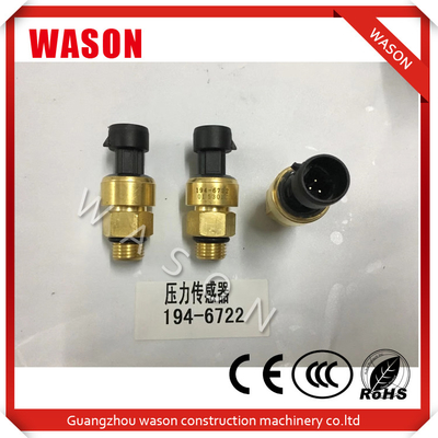 China Diesel Generator Parts Oil Pressure Sensor Switch 194-6722 In High Quality distributor