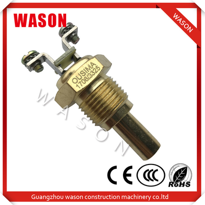 China Water Temperature Sensor 125-2966 1252966  For Caterpillar E330B E330C factory