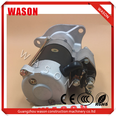 China Factory Direct Sale Excavator Starter Motor  03656020012 For Engine P11C factory