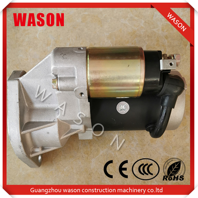 China Factory Direct Sale Excavator Starter Motor  S13-104  For Nisaan Engine SD22 factory