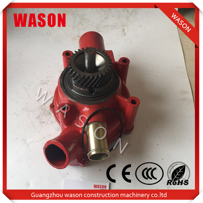 China Excavator Water Pump  65.06500-6142  65065006142 In High Performence distributor