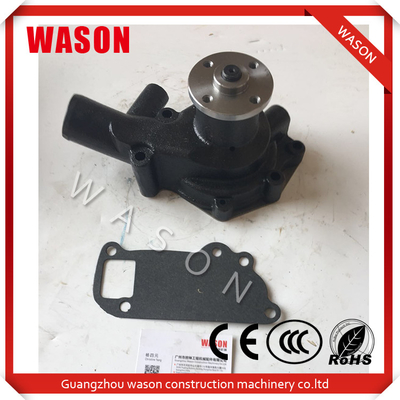 China Excavator Water Pump 8-94376865-0  8943768650  For Diesel Engine 4BD1 distributor